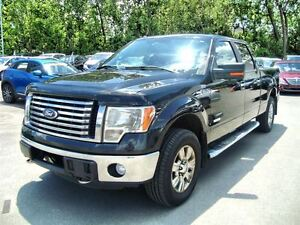 2012 Ford F-150 XLT XTR SUPERCREW 4X4 AVEC GROUPE REMORQUAGE !!!