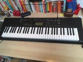 Casio keyboard, £70