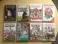 England DVDs