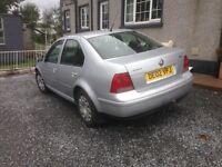 Car for sale : Volkswagen Bora 2002