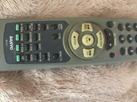 SANYO VIDEO RECORDER EXCELLENT CONDITION