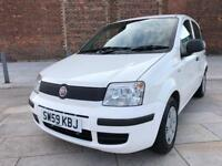 2010 59 FIAT PANDA ACTIVE ECO 1.1 / 1 LADY OWNER / FULL FIAT SERVICE HISTORY