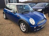 MINI ONE 2006 1.6 IDEAL FIRST CAR CHEAP INSURANCE FULL SERVICE HISTORY