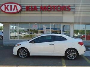 2015 Kia Forte Koup SX $129*  Bi-weekly / NEW VEHICLE/FULL WARRA
