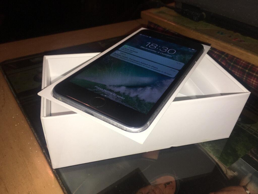 Apple Iphone 6S PLUS unlocked immaculate