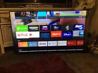 "SONY BRAVIA 50"" LED SMART TV ANDROID APPS GOOGLE PLAY STORE"
