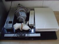 !!CHEAP!! WII CONSOLE JOB LOT/BUNDLE + 20 GAMES + INSTRUCTIONS DUNDEE DELIVER !!CHEAP!!