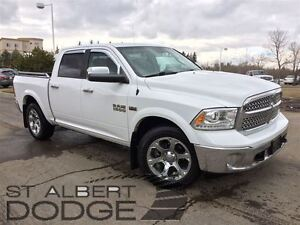 2013 Ram 1500 LARAMIE | 4X4 | 5.7L HEMI | BACK CAM | LEATHER