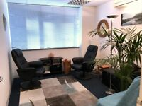 Fantastic therapy room in the City of London - 2 mins from Liverpool St Stn - Therapy rooms to let