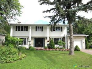 619 900$ - Maison 2 étages à vendre à Dollard-Des-Ormeaux