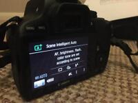 Canon EOS 100D bundle