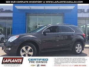 2014 Chevrolet Equinox 2LT + Power Liftgate + ONE OWNER