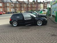 VW Golf 1.8T EURO LOOK!!!!