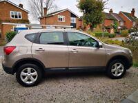 Nissan Qashqai 2.0 dCi Acenta 2WD 5dr Good clean car, priced to sell
