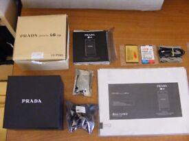 LG Prada 3.0 P940 Unlocked vgc Boxed + lots of new extras
