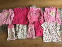 Girls Pyjama Bundle 3-4