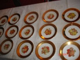 for sale 12 plates