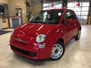 2016 Fiat 500 POP*AIR CLIMATISÉ*BLUETOOTH*CRUISE CONTROL*