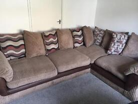 Harveys Lullabye Corner Sofa