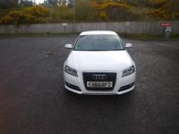 Audi, A3, Hatchback, 2010, Manual,1968 (cc), 3 doors