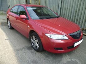 2004 MAZDA 6 1.8 PETROL - Breaking