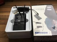 Samson Airline UHF Guitar Wireless system