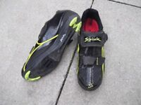 Road cycling shoes - Spiuk - size 10/44 SPD fittings