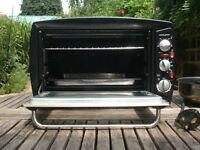 """Portable electric oven with two cooking rings """"Mini Kitchen by Hobbs of Stow"""" new in January 2016"""