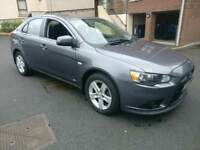 2010 MITSUBISHI LANCER GS2 DI-D DIESEL 6 SPEED