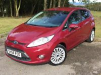 2008 58 FORD FIESTA 1.4 TITANIUM 96 5 DOOR HATCHBACK - *LOW MILEAGE, ONLY ONE FORMER KEEPER!*
