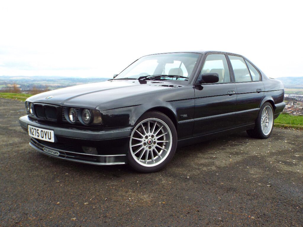 Bmw E34 525i Se Manual Alpina B10 Clone In Paisley Renfrewshire Gumtree