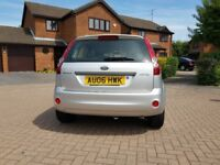 2006 ford fiesta Zetec, 1.4 Litre, petrol, 5 door, mot till May 2019. In Perfect condition all round