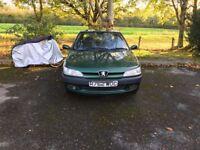 1998 Peugeot 306 Diesel
