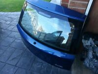 Fiat punto mk2 drivers and passenger door and boot lid
