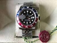Swiss Rolex GMT-Master BaselWorld Automatic Watch