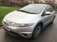 ★ 91,000 mls ★ Good Service History, Cheap to insure ★ 2006 HONDA CIVIC S 1.4 5dr, LONG MOT