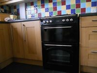 Leisure gas cooker Double oven