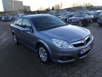 2005│Vauxhall Vectra 2.2 i 16v Design Automatic│2 Former Keepers│1 Year MOT│Sat Nav│Hpi Clear