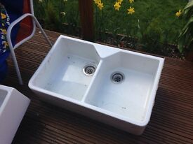 Double Butler Sink 2 available