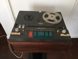 Vintage reel to reel Siemens