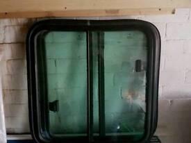 Van windows x2