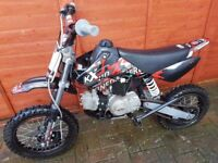 110cc pitbike for sale