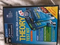 New driver revision books & DVD's