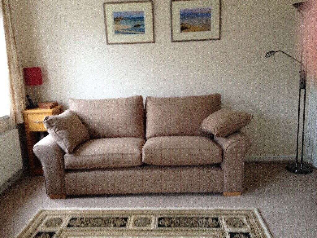 2x 3-seater sofas for sale