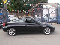 Toyota Celica 1.8 VVT-i 3dr ~~1 OWNER FROM NEW~~ TREMENDOUS PERFORMANCE