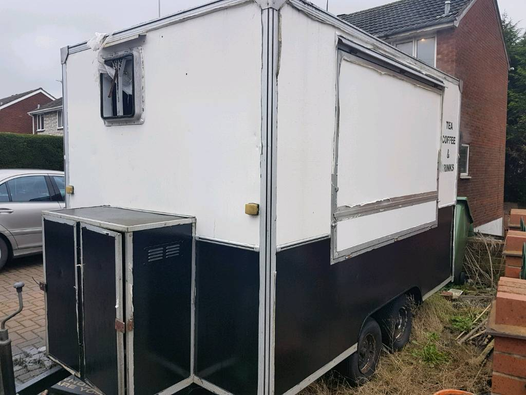 Burger van for sale,unfinished project | in Sandwell, West ...