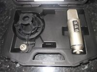 Rode NT2000 Studio Microphone - Excellent Condition