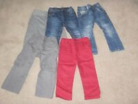 Boys Trousers bundle. Age 2-3 years