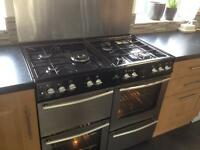 100cm New world Gas Range cooker