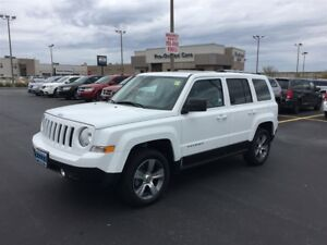 2017 Jeep Patriot High Altitude Edition